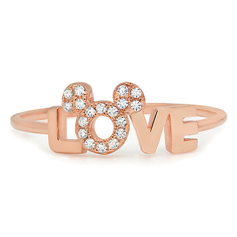 Love Mickey Ring by CRISLU