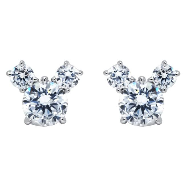 Mickey Mouse Earrings by CRISLU