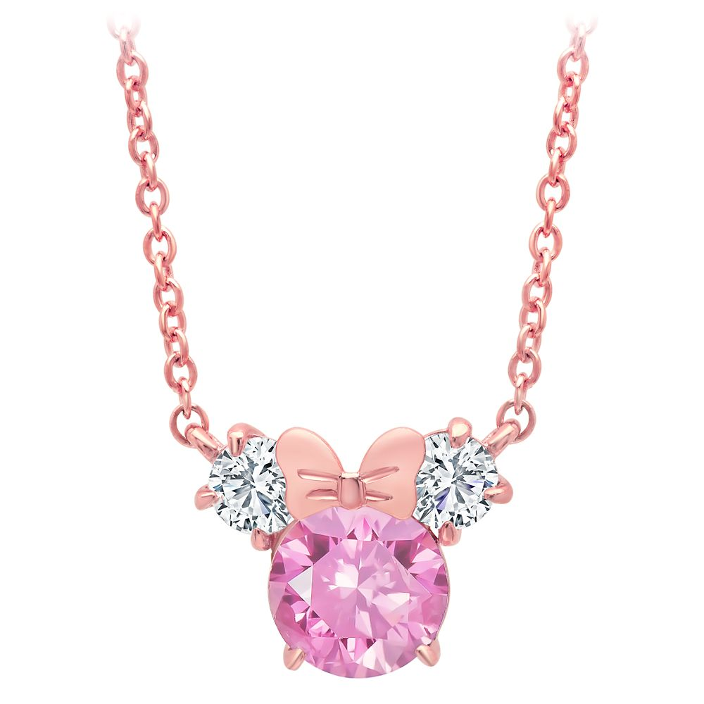 Minnie Mouse Necklace by CRISLU