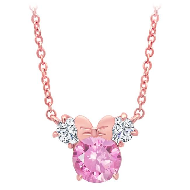 Minnie Mouse Necklace by CRISLU
