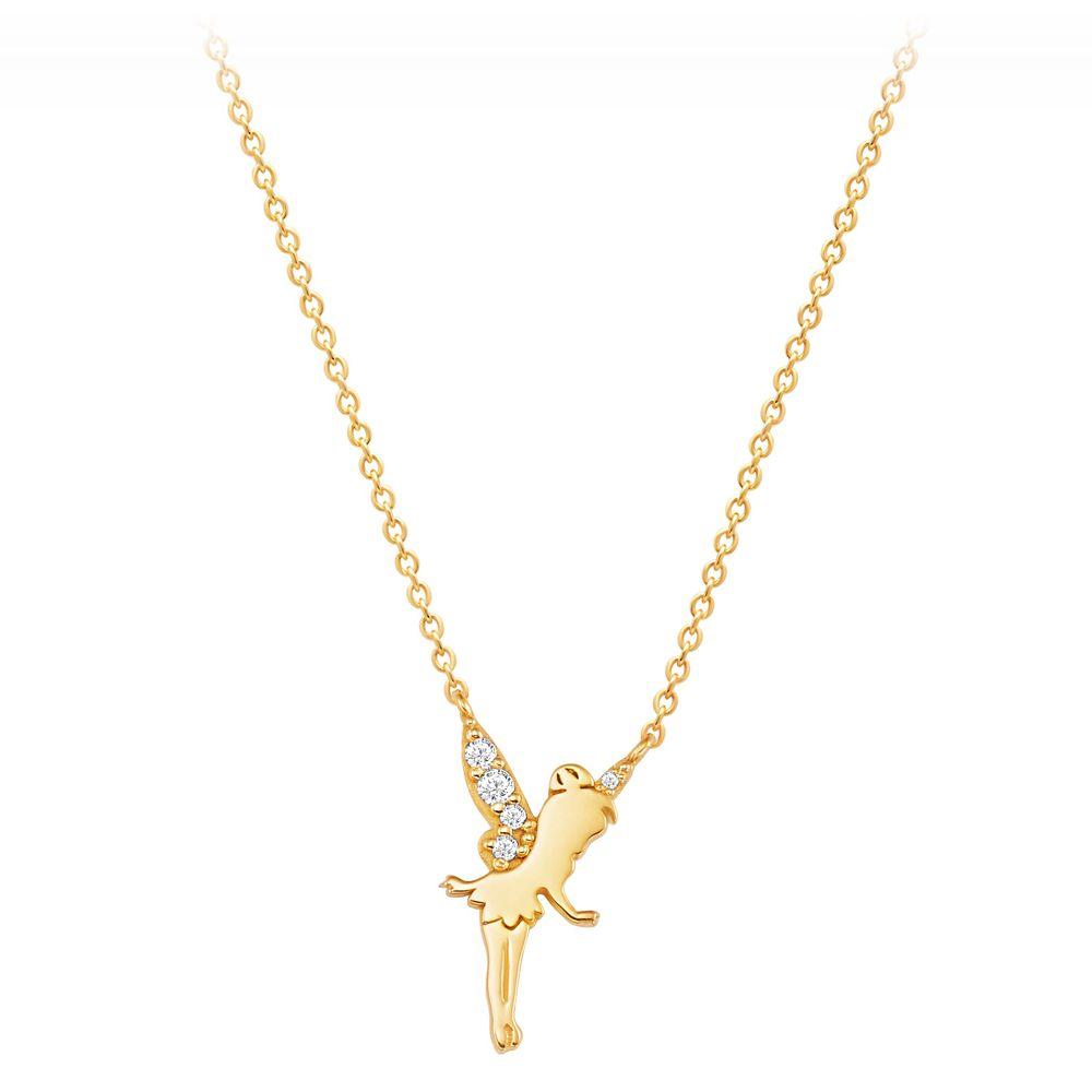 Tinker Bell Necklace by CRISLU