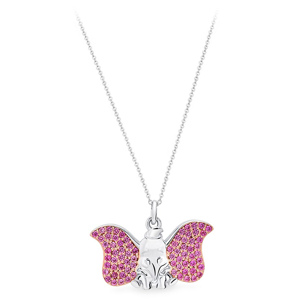 Dumbo Necklace by CRISLU