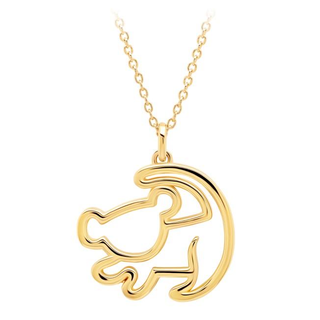 Simba Necklace by CRISLU