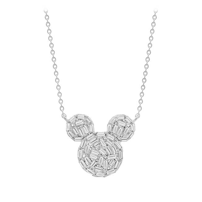 Mickey Mouse Icon Necklace by CRISLU