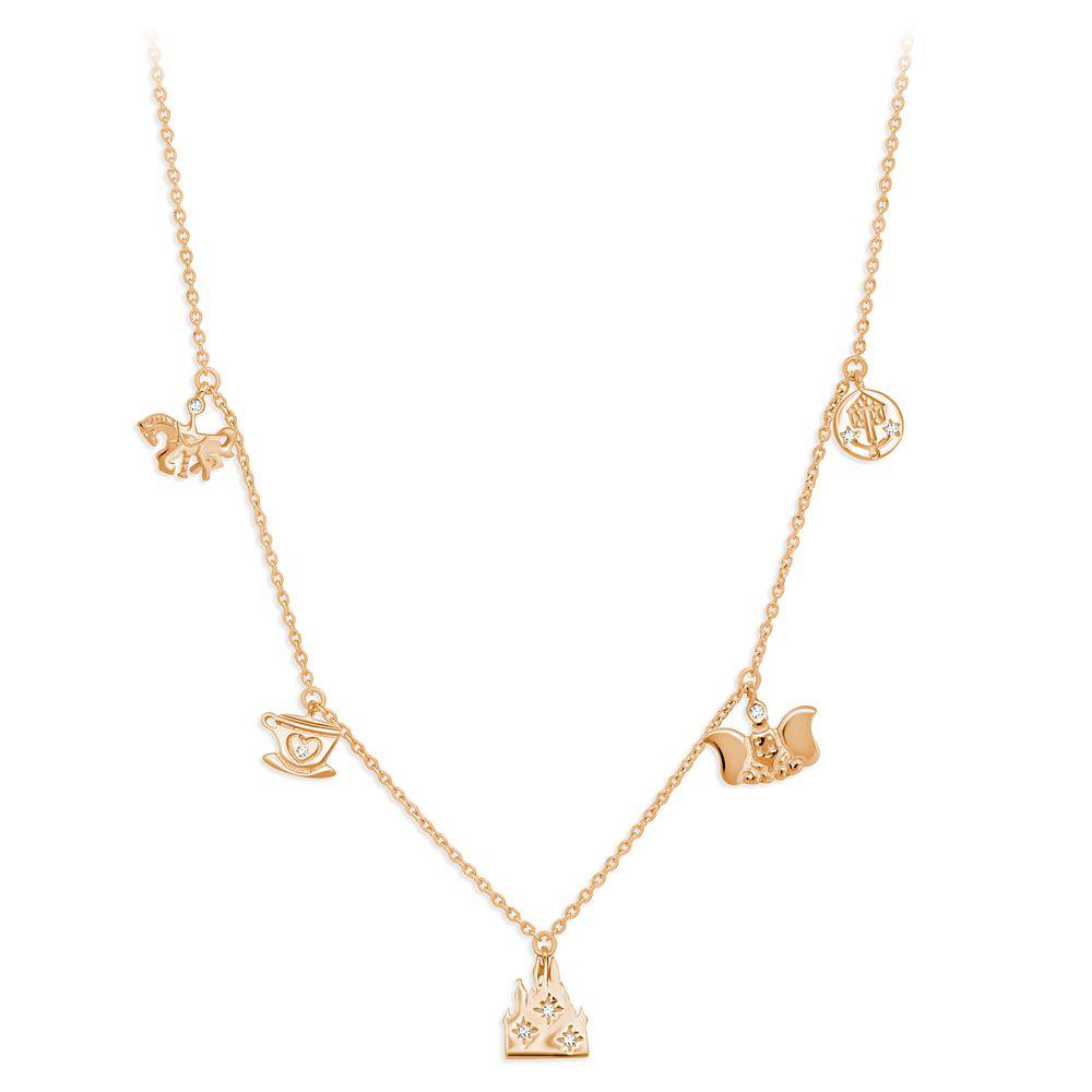 Fantasyland Charm Necklace by CRISLU