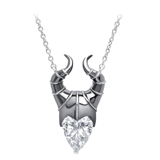 Maleficent Necklace by CRISLU