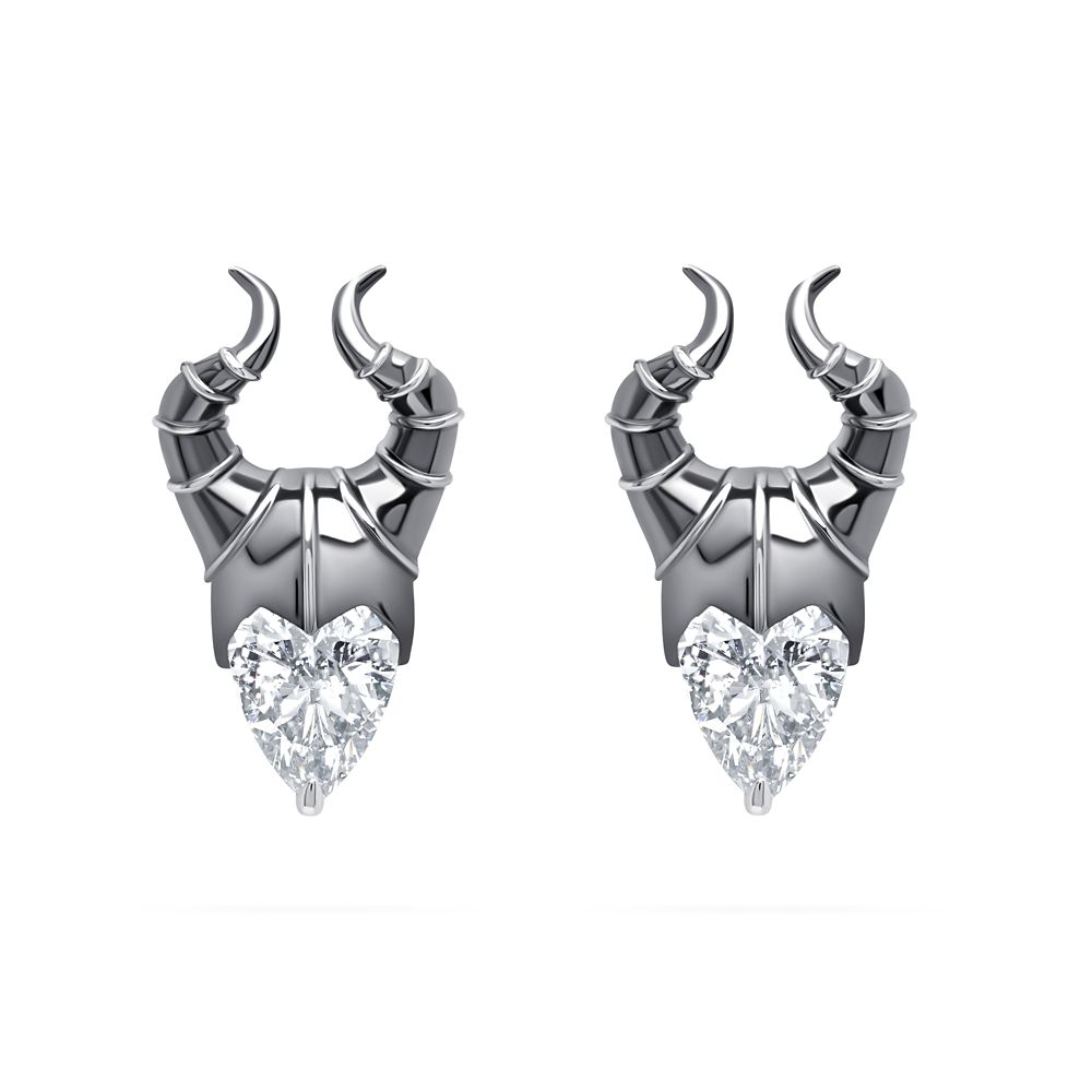 Maleficent Earrings by CRISLU