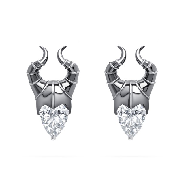 Maleficent Earrings by CRISLU