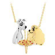 Lady and the Tramp Necklace by CRISLU