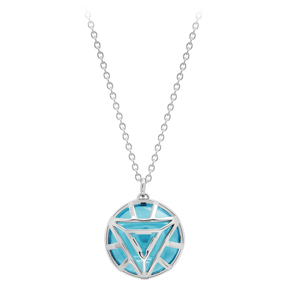 Iron Man Arc Reactor Pendant Necklace by CRISLU – Iron Man 2