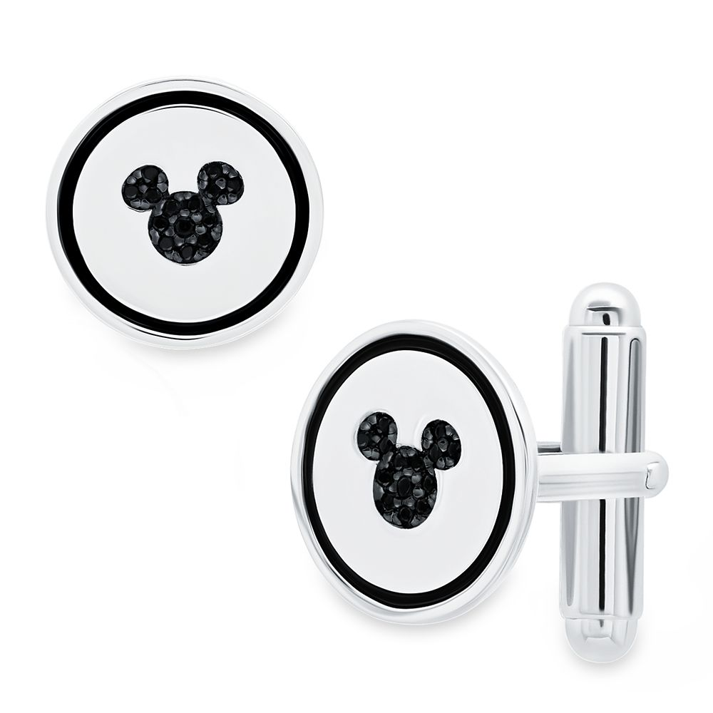 Mickey Mouse Icon Cufflinks by CRISLU