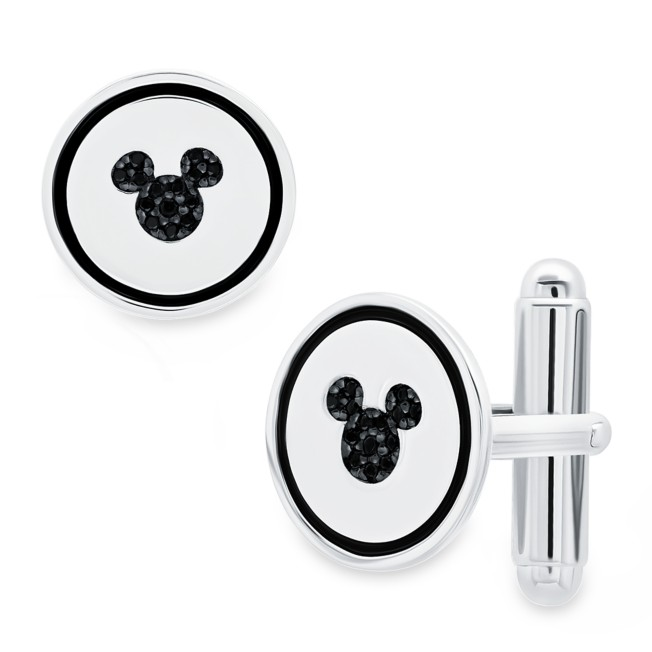 Mickey Mouse Icon Cufflinks by CRISLU