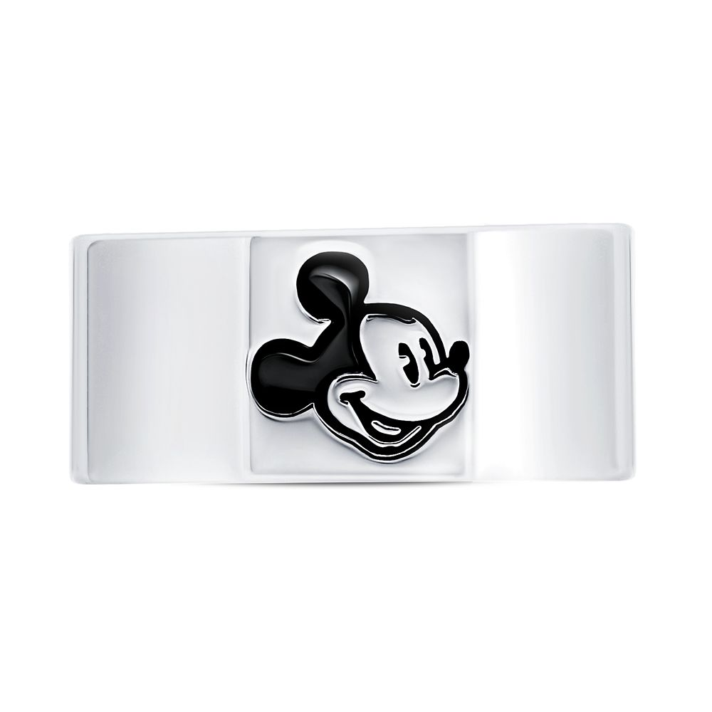 Mickey Mouse Octagonal Ring for Men by CRISLU