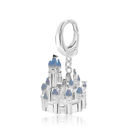 Fantasyland Castle Charm - Disney Designer Jewelry Collection