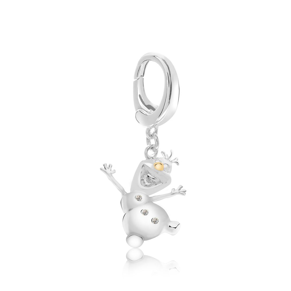 Olaf Charm – Disney Designer Jewelry Collection
