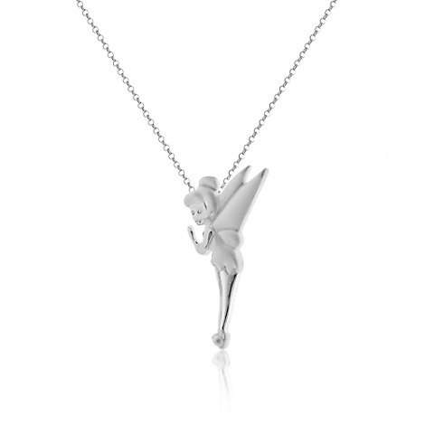 Tinker Bell Two-Tone Necklace - Disney Designer Jewelry Collection