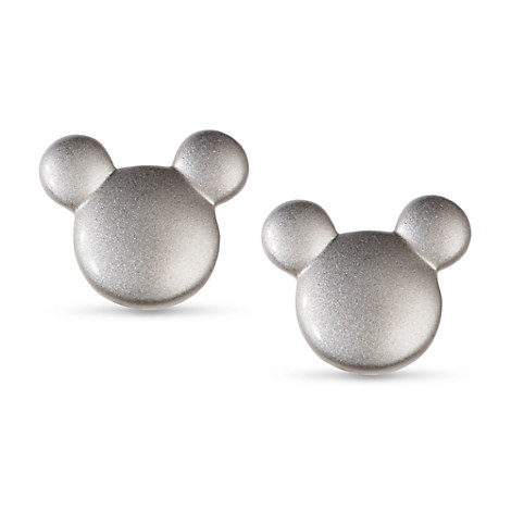 Mickey Mouse Icon Earrings by Rebecca Hook
