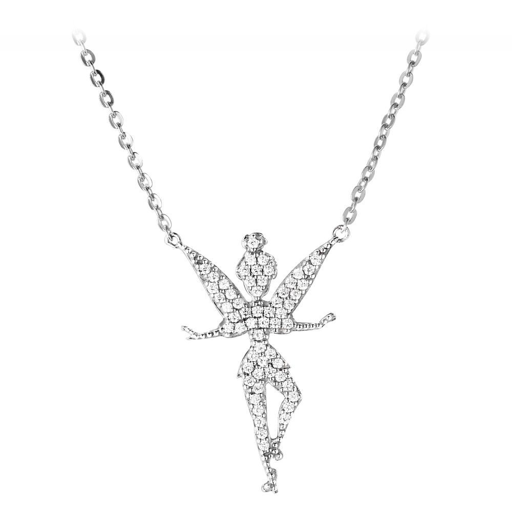Tinker Bell Necklace by Rebecca Hook