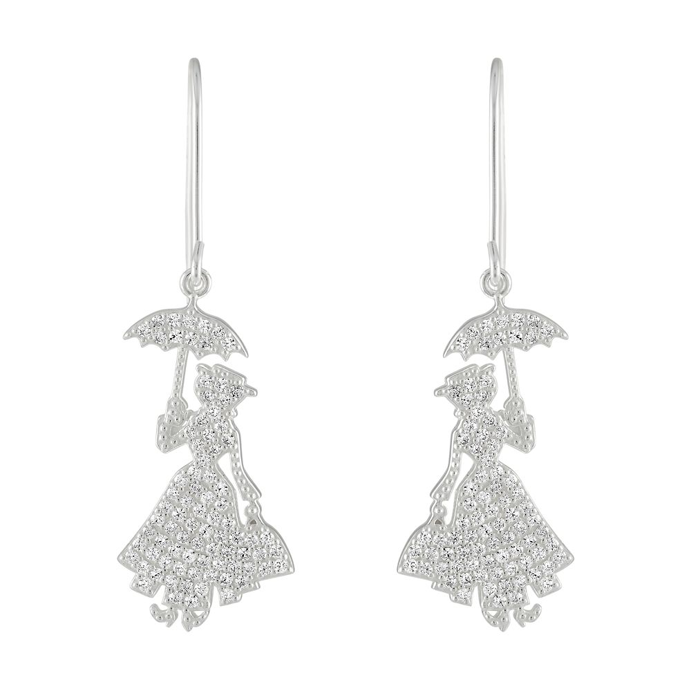 Mary Poppins Earrings by Rebecca Hook