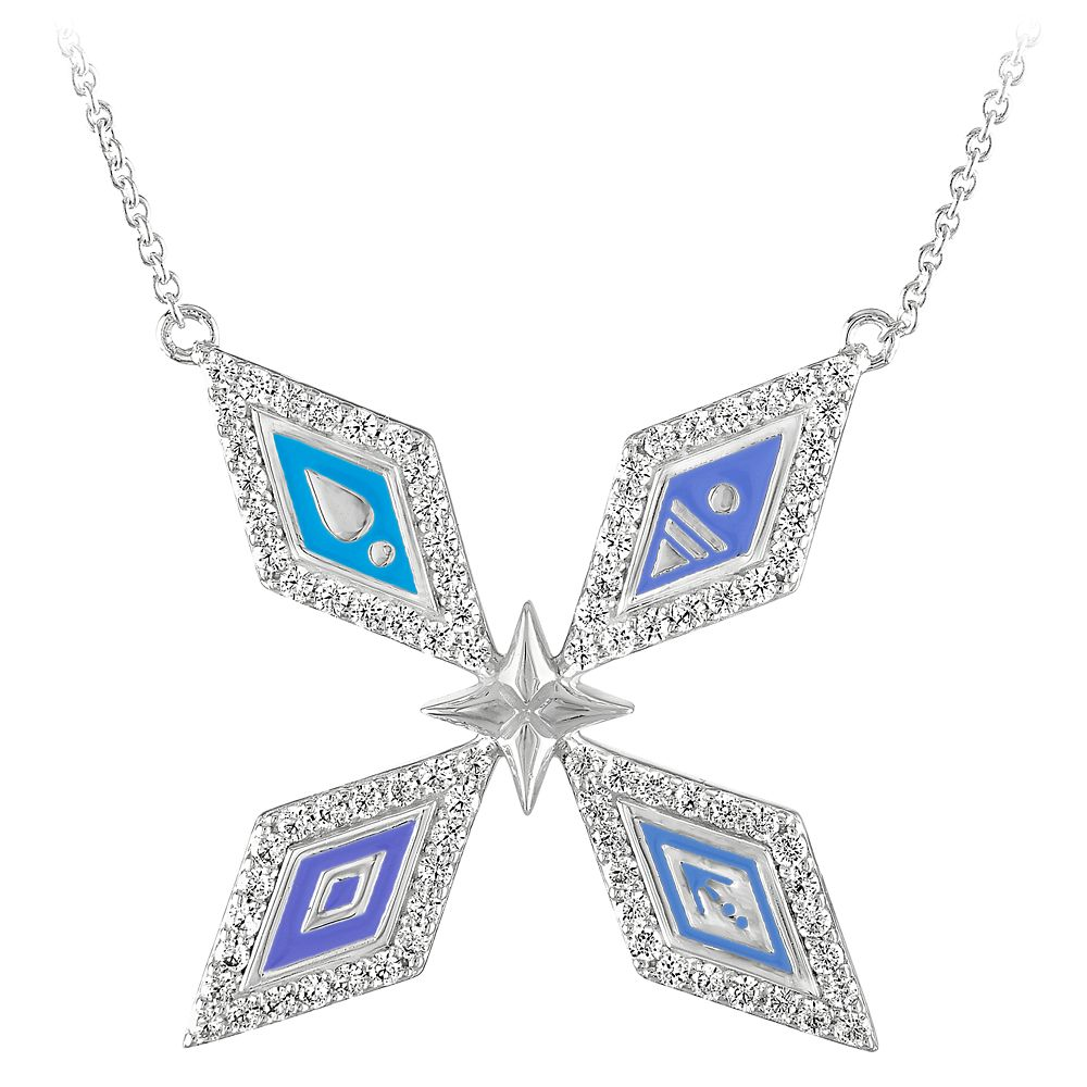Frozen 2 Necklace by Rebecca Hook