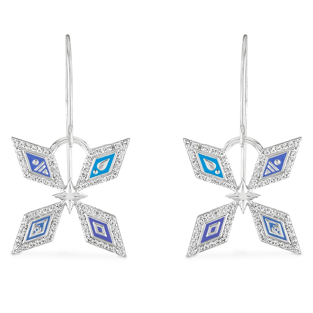 Frozen 2 Earrings by Rebecca Hook