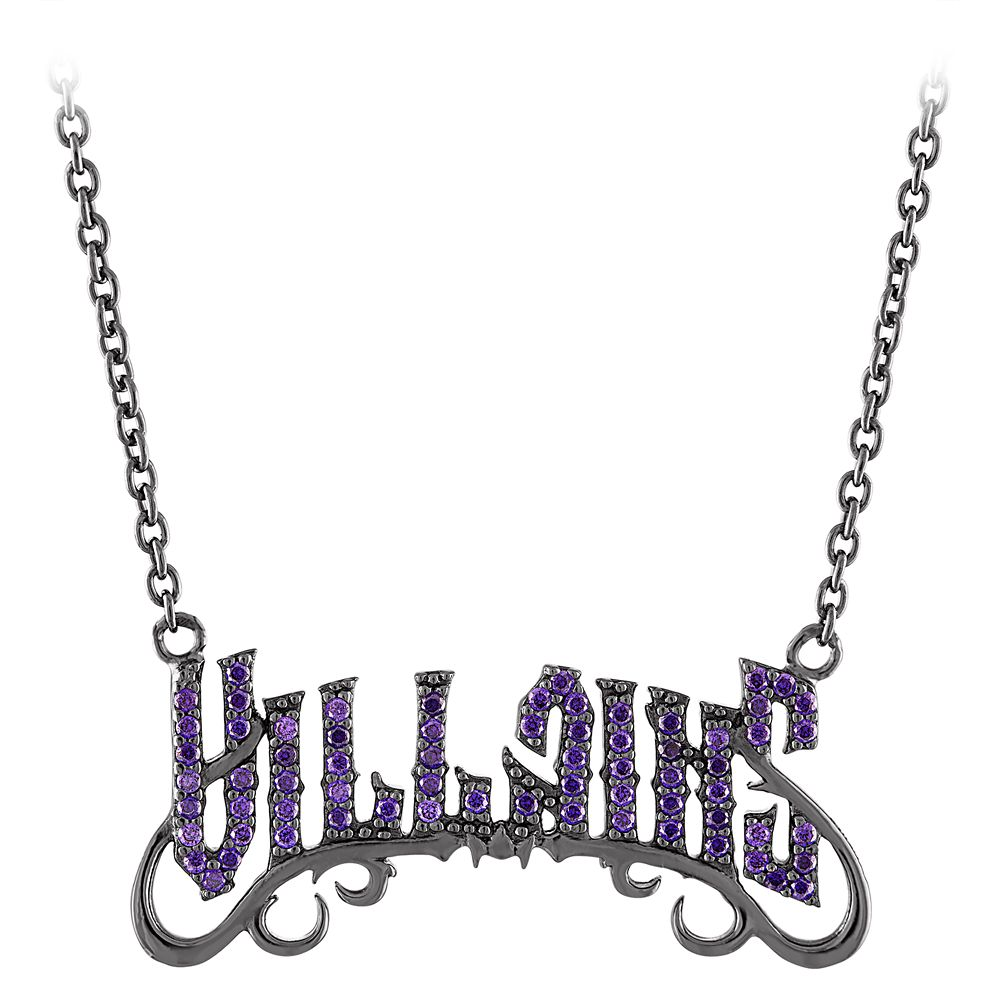 Disney Villains Necklace by Rebecca Hook