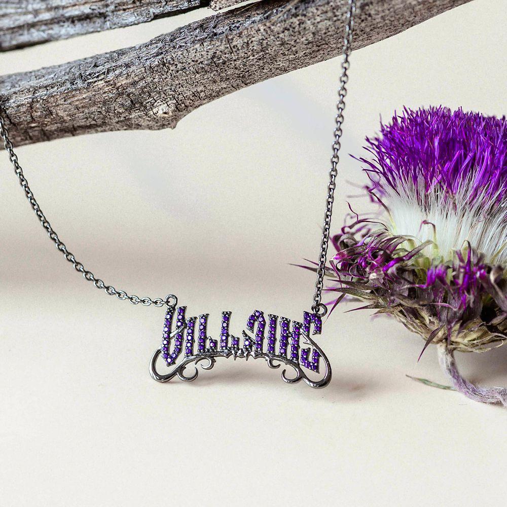 Disney Villains Necklace by Rebecca Hook