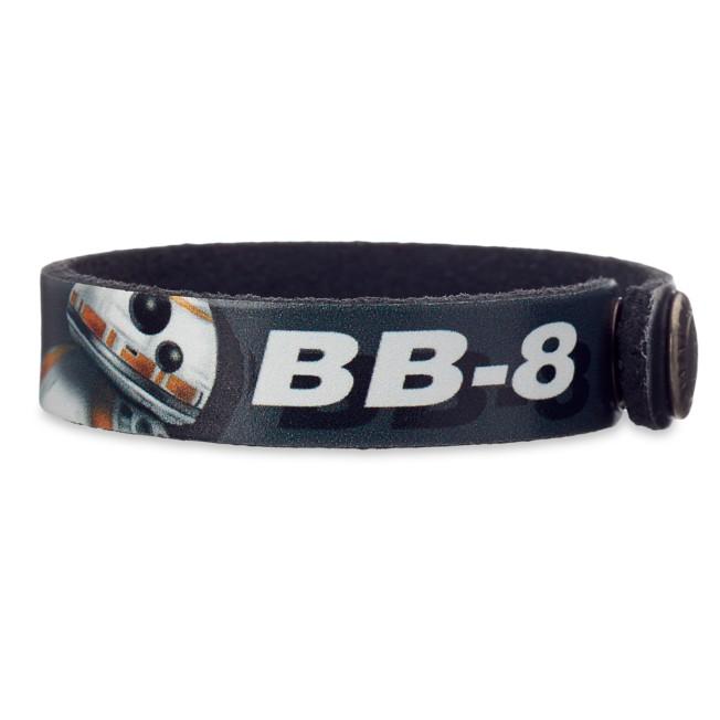 BB-8 Leather Bracelet – Star Wars – Personalizable