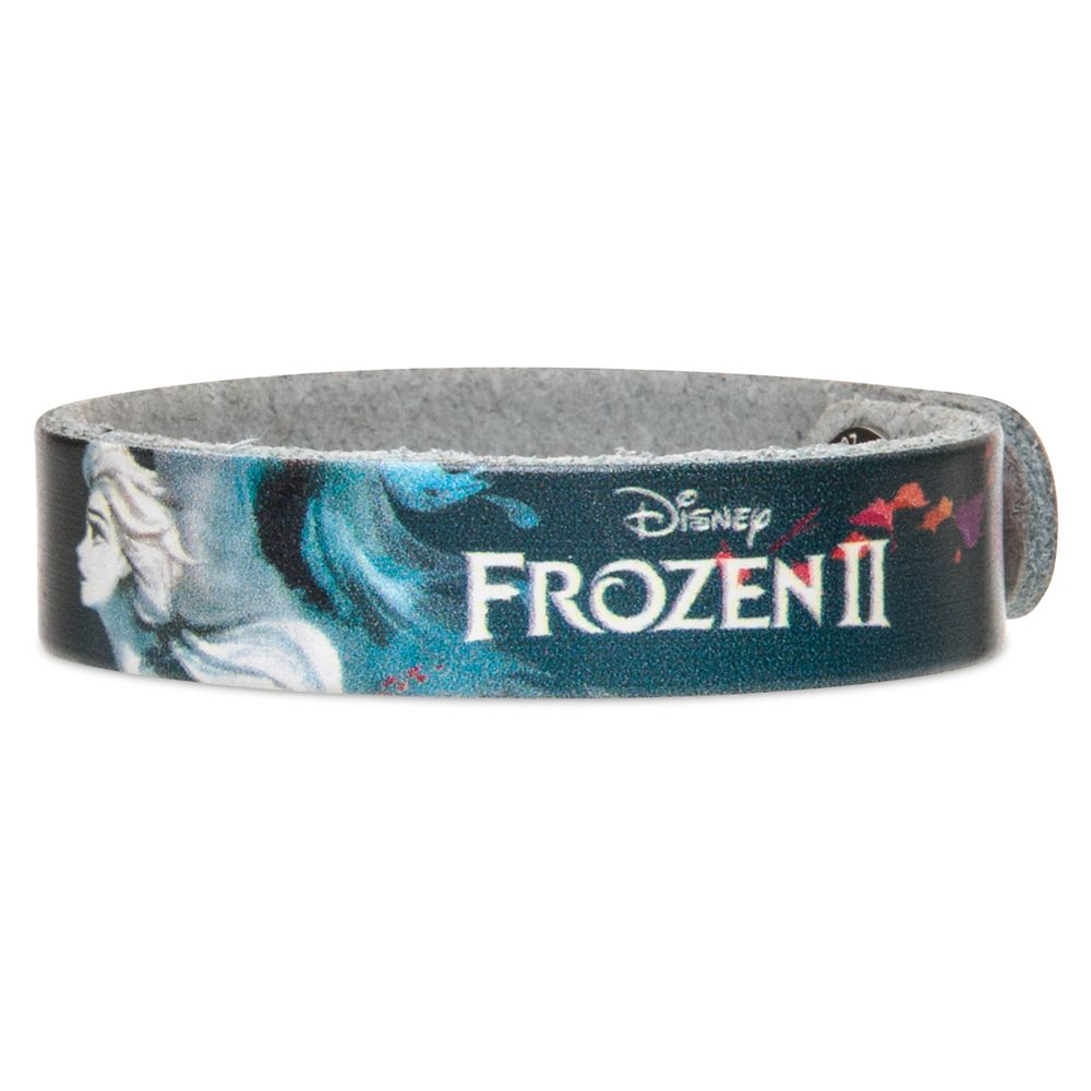 Frozen 2 Wristband by Leather Treaty – Personalized