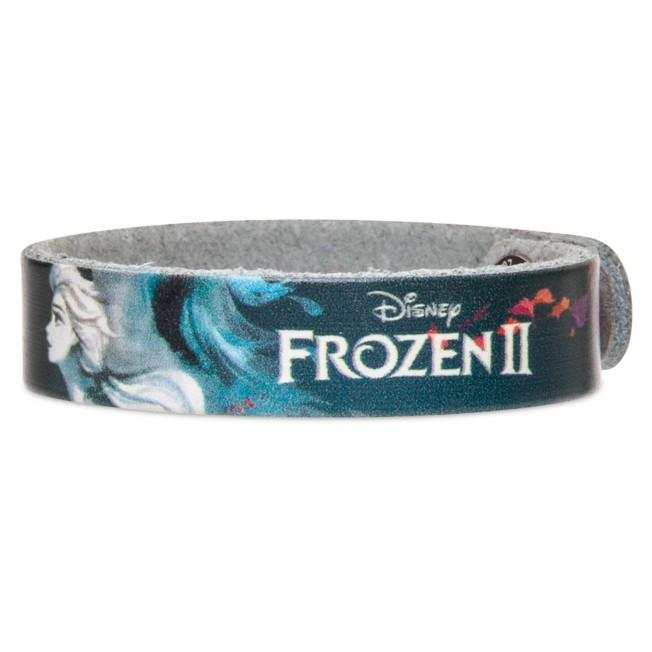 Frozen 2 Wristband by Leather Treaty – Personalized