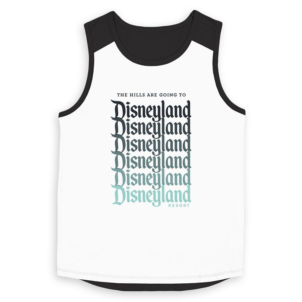 Men's Disneyland Resort Heathered Tank Top  Customized