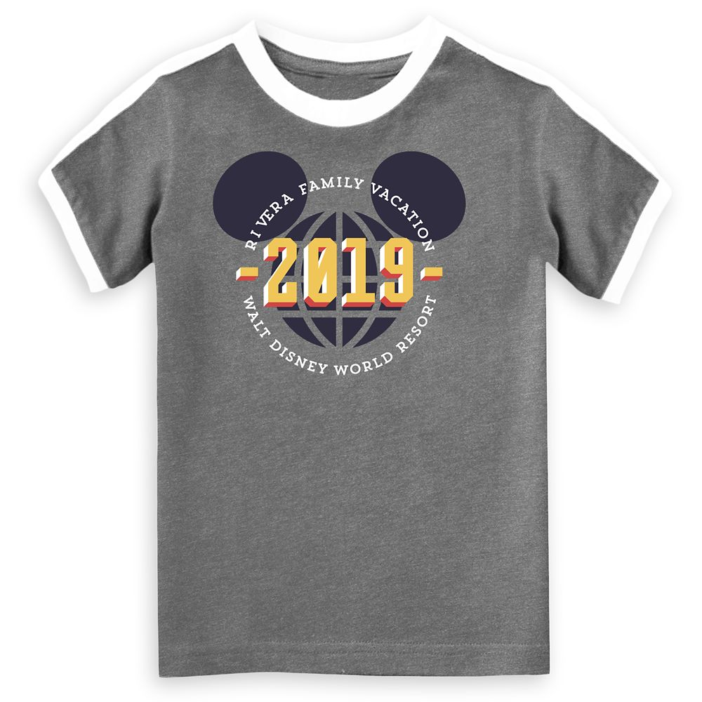 Men's Walt Disney World 2019 Vacation Soccer T-Shirt – Customized