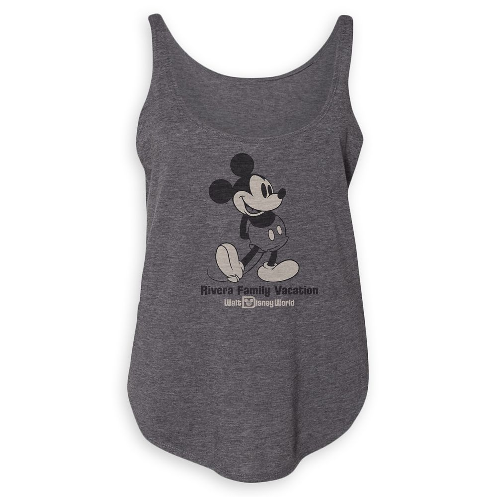 8950caf8f50cf Women's Mickey Mouse Family Vacation Tank Top – Walt Disney World –  Customized