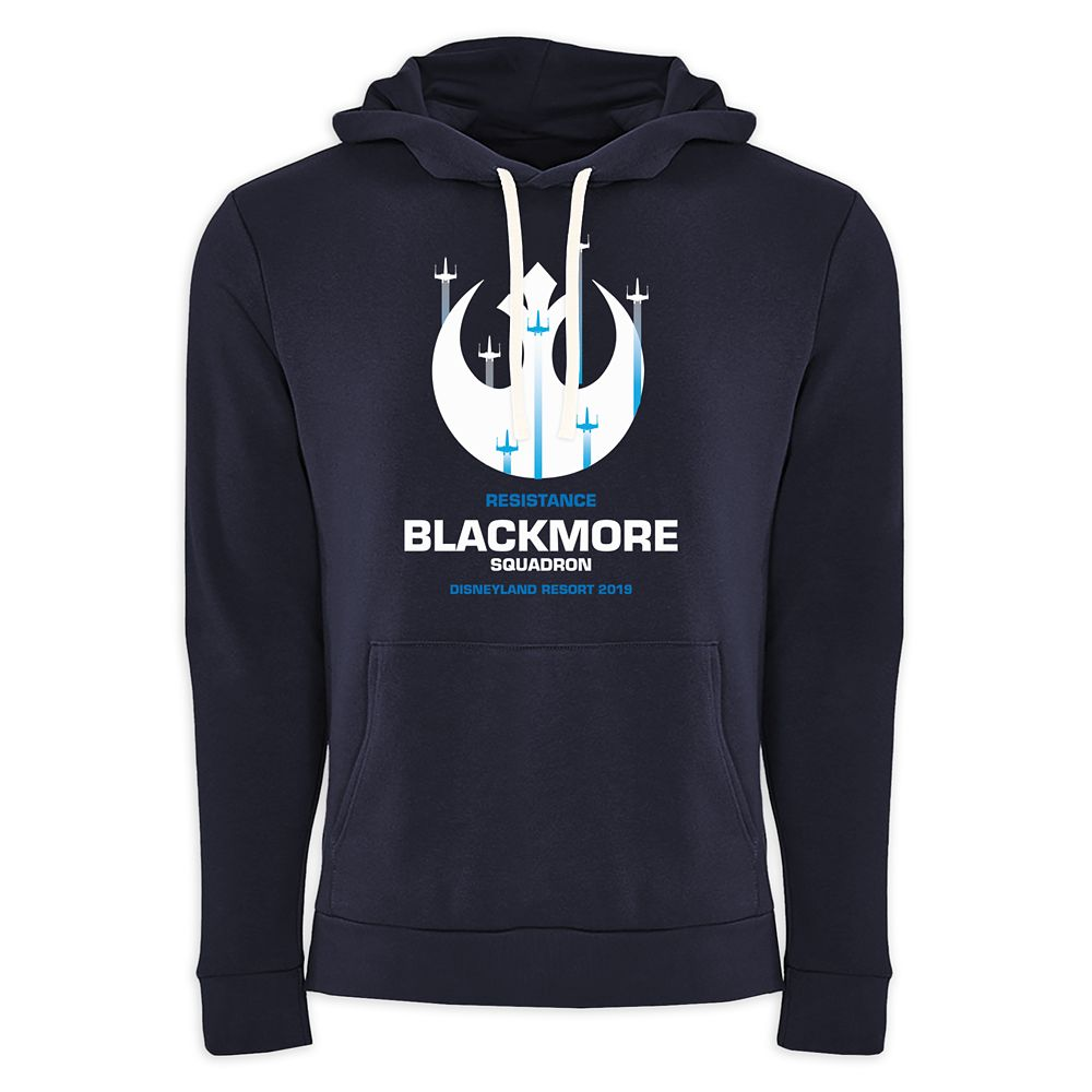Adults' Star Wars Resistance Squadron Pullover Hoodie  Disneyland  Customized