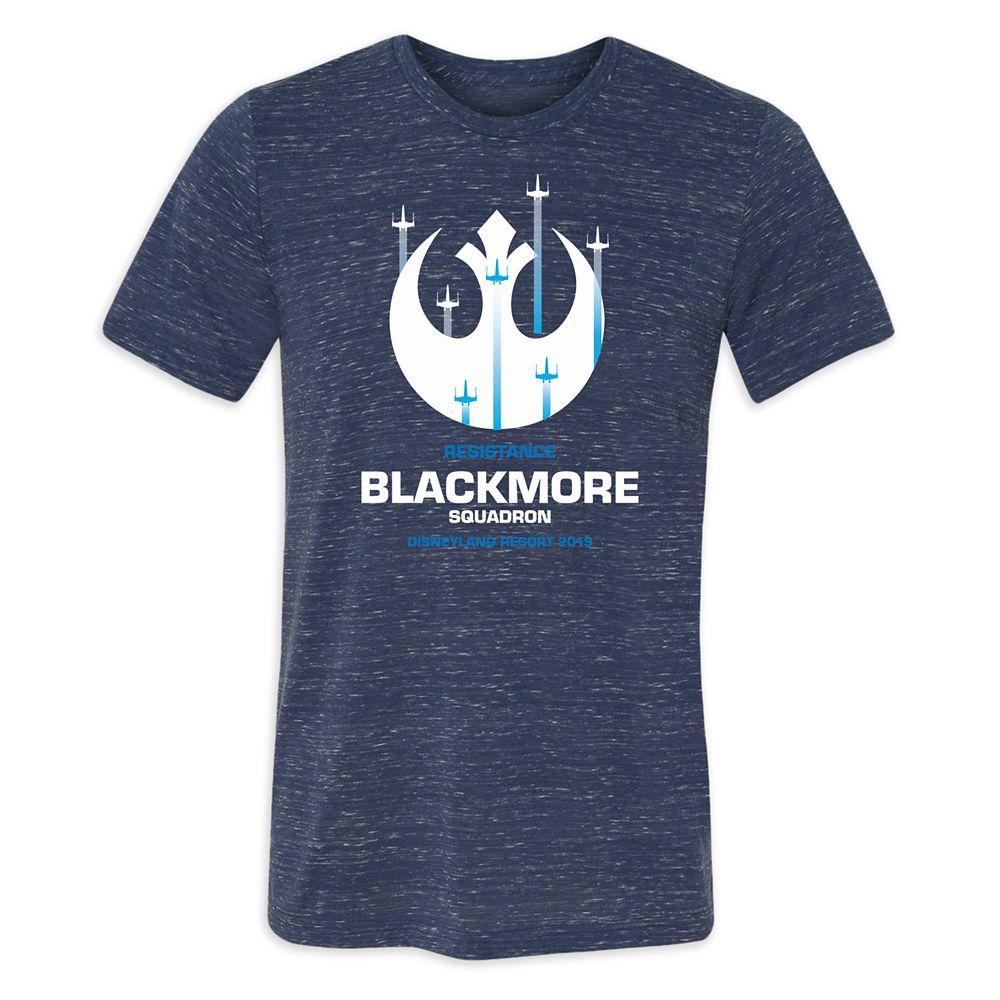 Adults' Star Wars Resistance Squadron T-Shirt  Disneyland  Customized