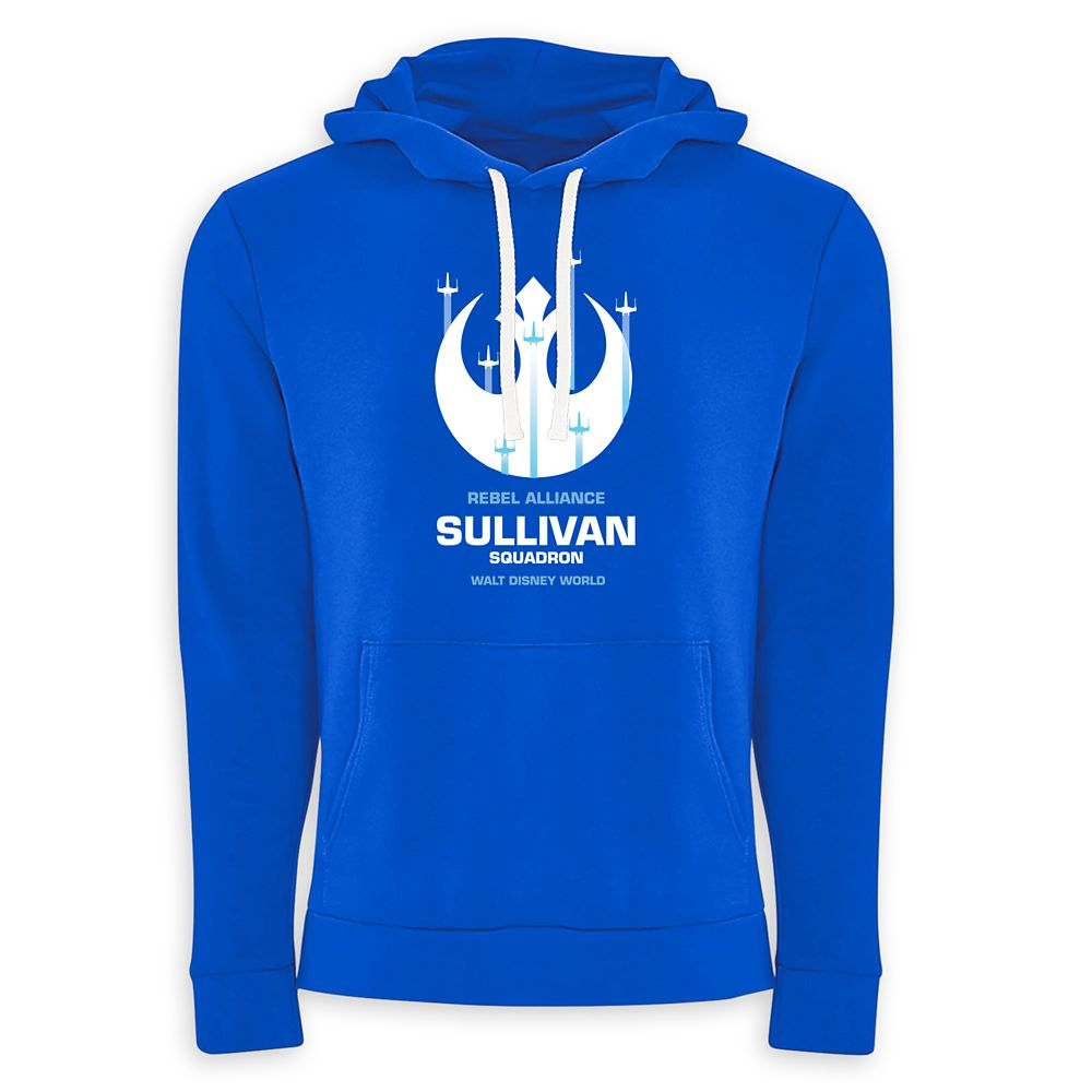 Adults' Star Wars Alliance Squadron Pullover Hoodie – Walt Disney World – Customized