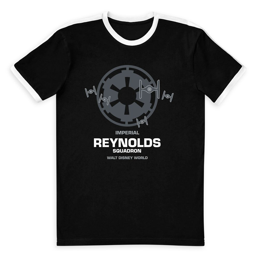 Adults' Star Wars Imperial Squadron Soccer T-Shirt – Walt Disney World – Customized