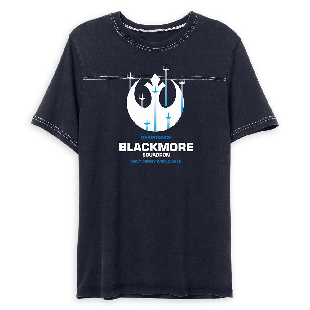 Adults' Star Wars Resistance Squadron Football T-Shirt  Walt Disney World  Customized
