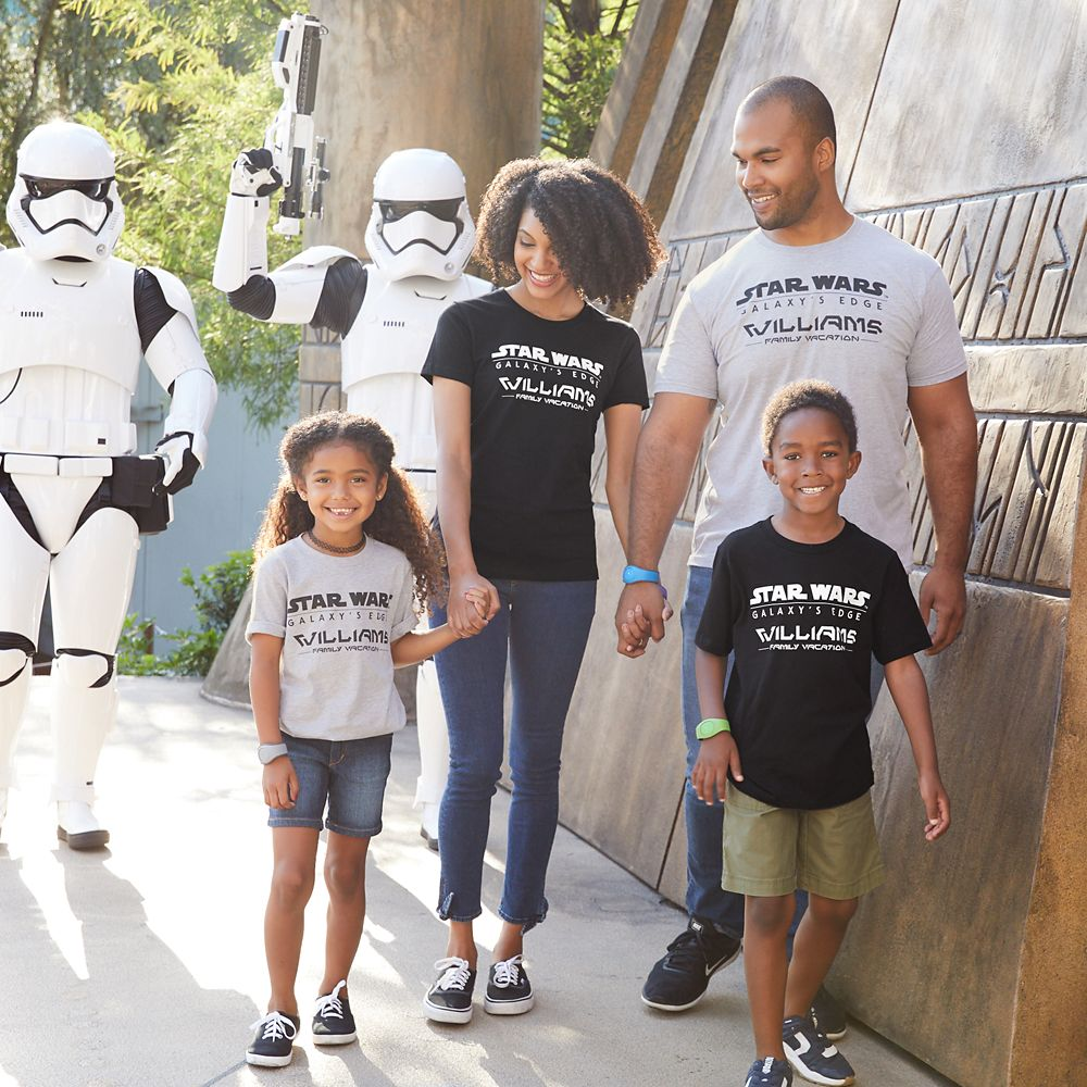 Adult Star Wars: Galaxy's Edge T-Shirt – Customized