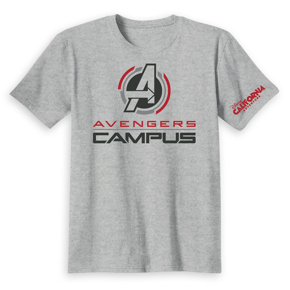 Avengers Campus T-Shirt for Adults  Disney California Adventure