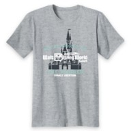Adults' Walt Disney World Resort Family Vacation T-Shirt - Customized