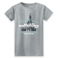 Women's Walt Disney World Resort Family Vacation T-Shirt – Customized