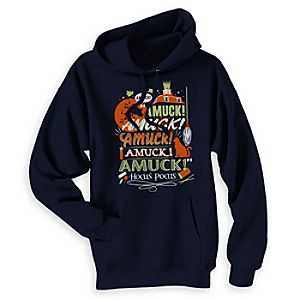 Hocus Pocus Amuck Hoodie for Adults - Hocus Pocus - Limited Release