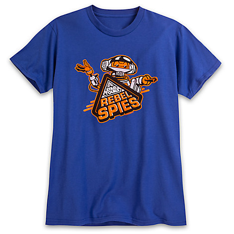 March Magic Tee for Adults - Star Tours Rebel Spies - Limited Release