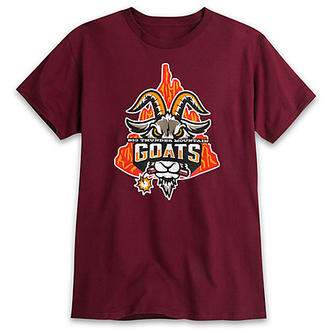 March Magic Tee for Adults - Big Thunder Mountain Goats - Limited Release