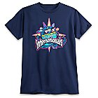 March Magic Tee for Adults - ''it's a small world'' Internationals - Limited