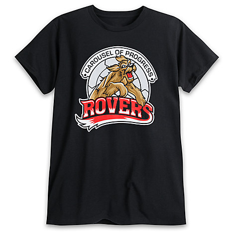 March Magic Tee for Adults - Carousel of Progress Rovers - Limited Release