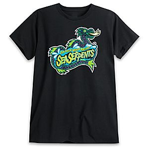 March Magic Tee for Adults - Electric Water Pageant Sea Serpents - Walt Disney World - Limited Release