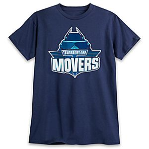 March Magic Tee for Adults - Tomorrowland Movers - Limited Release