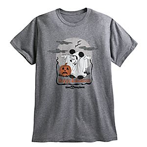mickey mouse yesterears halloween t shirt for adults walt disney world limited release